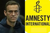 Amnesty Int - Navalny