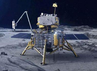 China Lunar capsule