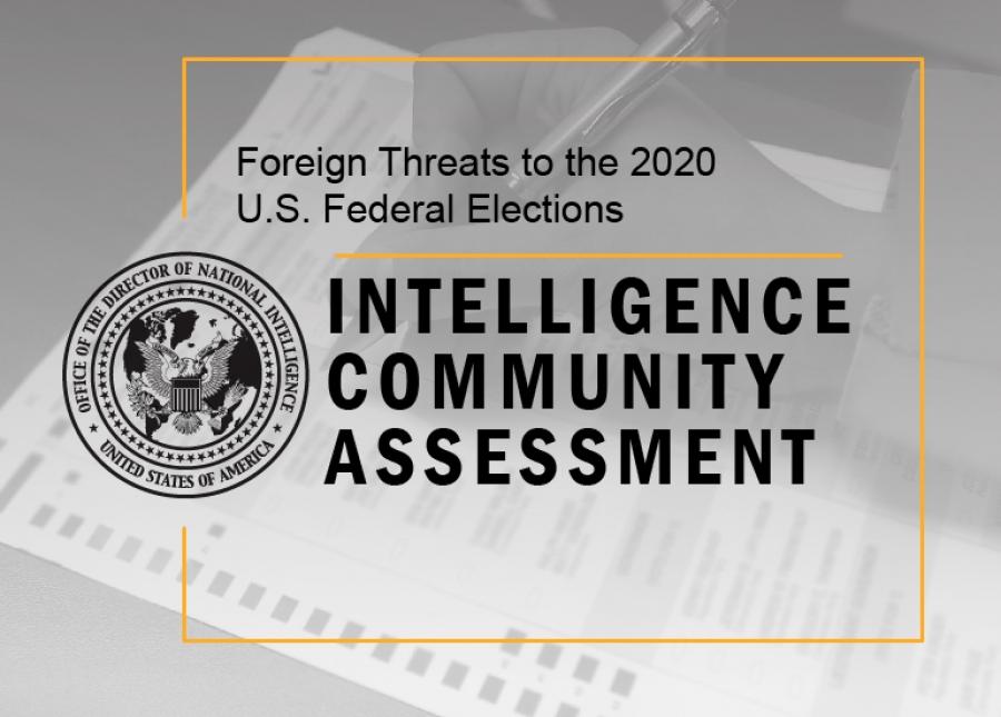 Intelligence assesment