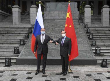 Sergei Lavrov,Wang Yi