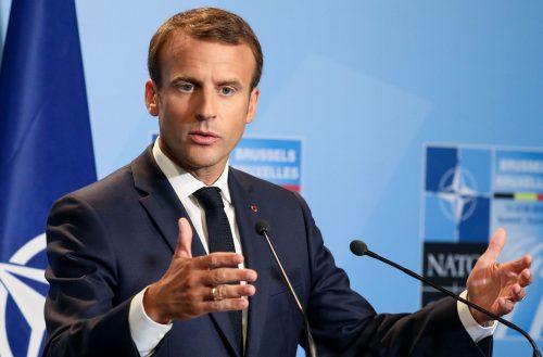 Macron vs NATO