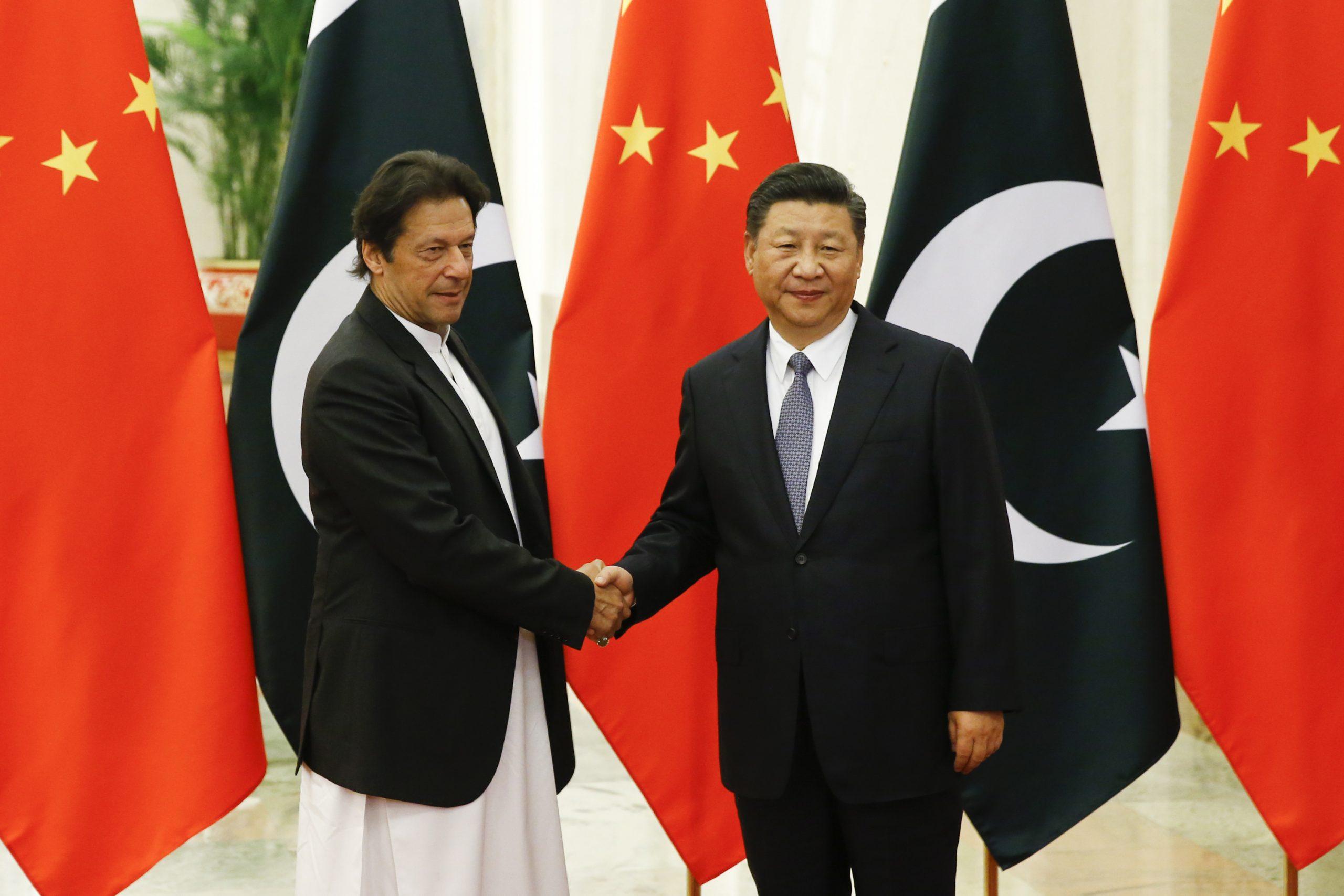 Pakistan-China friendship