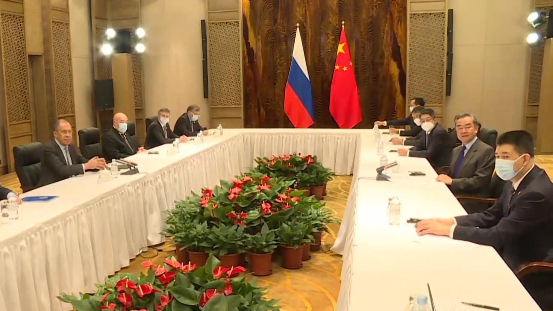 Talks in Guilin