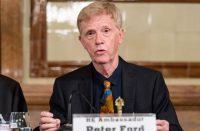 UK Ambassador Peter Ford