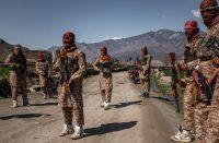 A Taliban unit