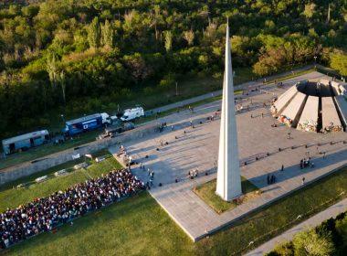 Arnenian-Genocide-Memorial