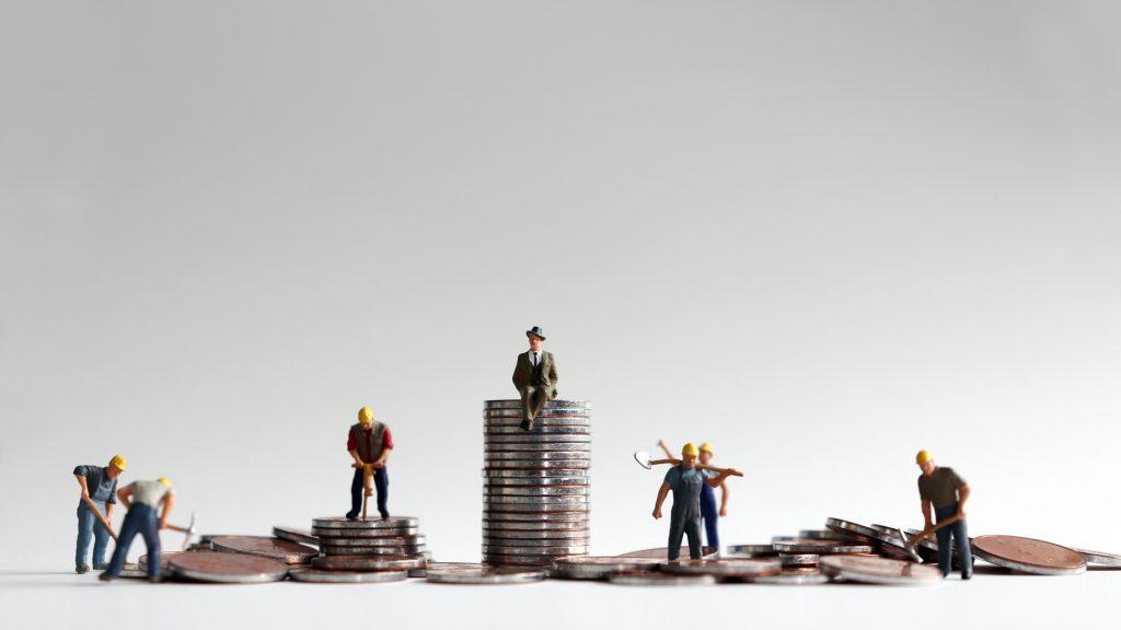Global inequality 1