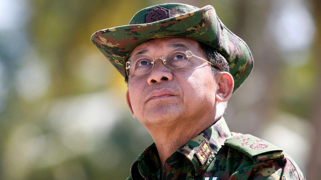 Myanmar military chief
