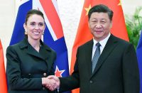New Zealand And China