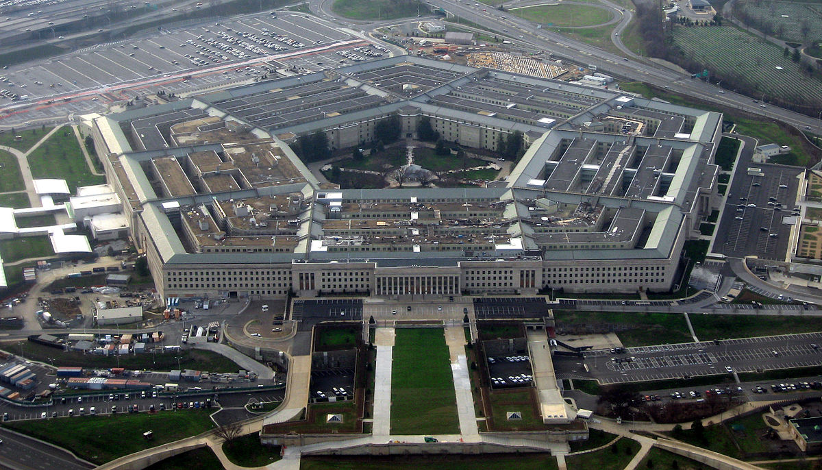 Pentagon's man