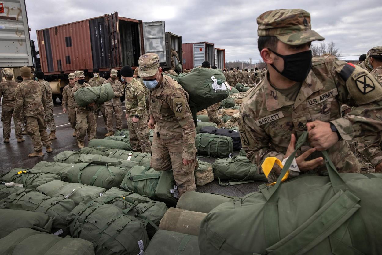 US-Troops Withdrawal From Afghanistan