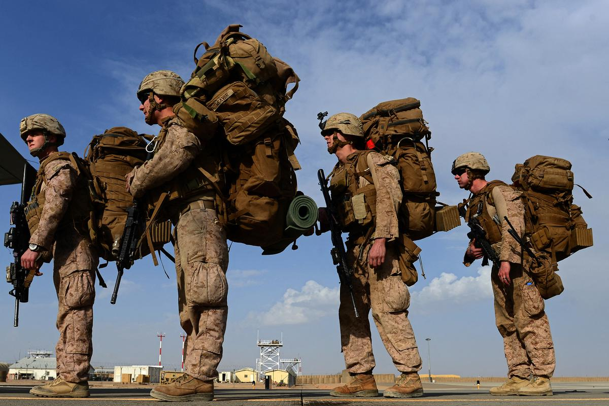 US to withdraw troops from Afghanistan