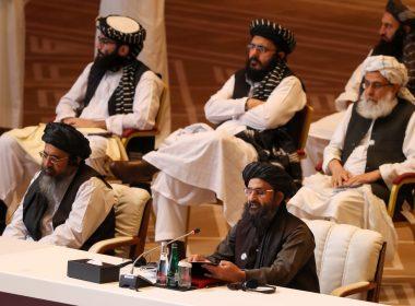 QATAR-AFGHANISTAN-CONFLICT-TALKS