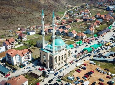 Kosovo's largest mosque