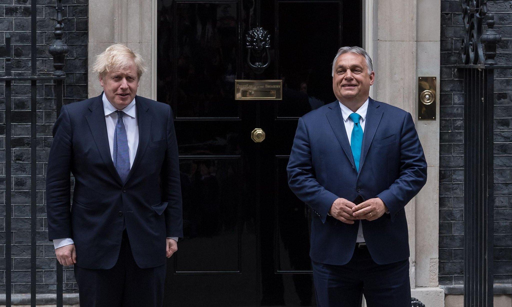 Orban and Johnson