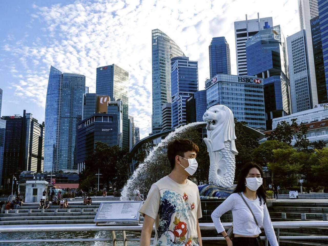 Singapore COVID-19 lockdown