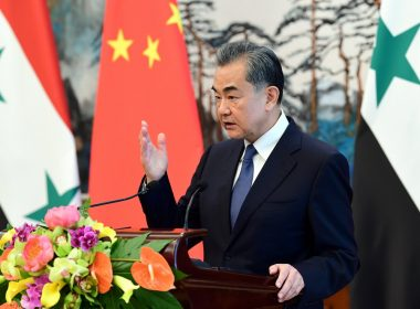 China support to Syria
