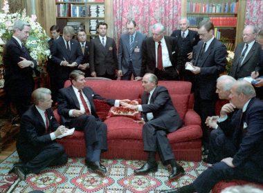 Gorbachev-Reagan