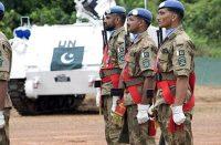 Pakistan in UN peacekeeping