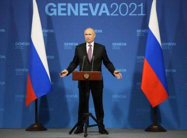 Putin Geneva