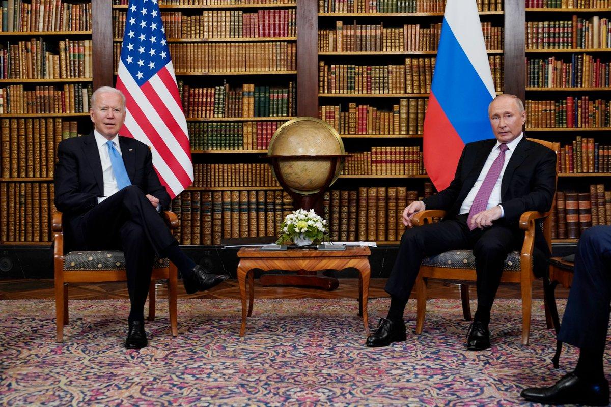 Summit Biden-Putin