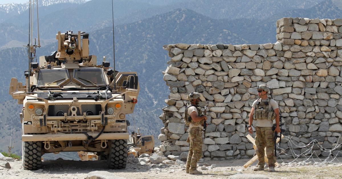 Afghanistan failure