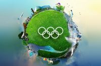 Greenwashing Olympic Games