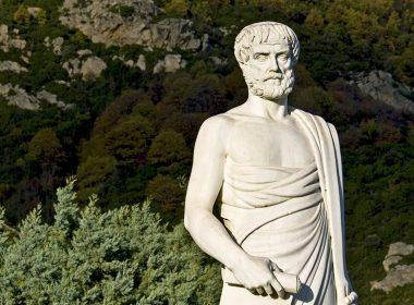 Philosopher Aristotle