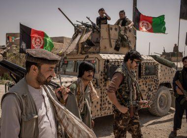 Afghan army failed