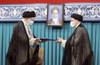 Khamenei and Raisi