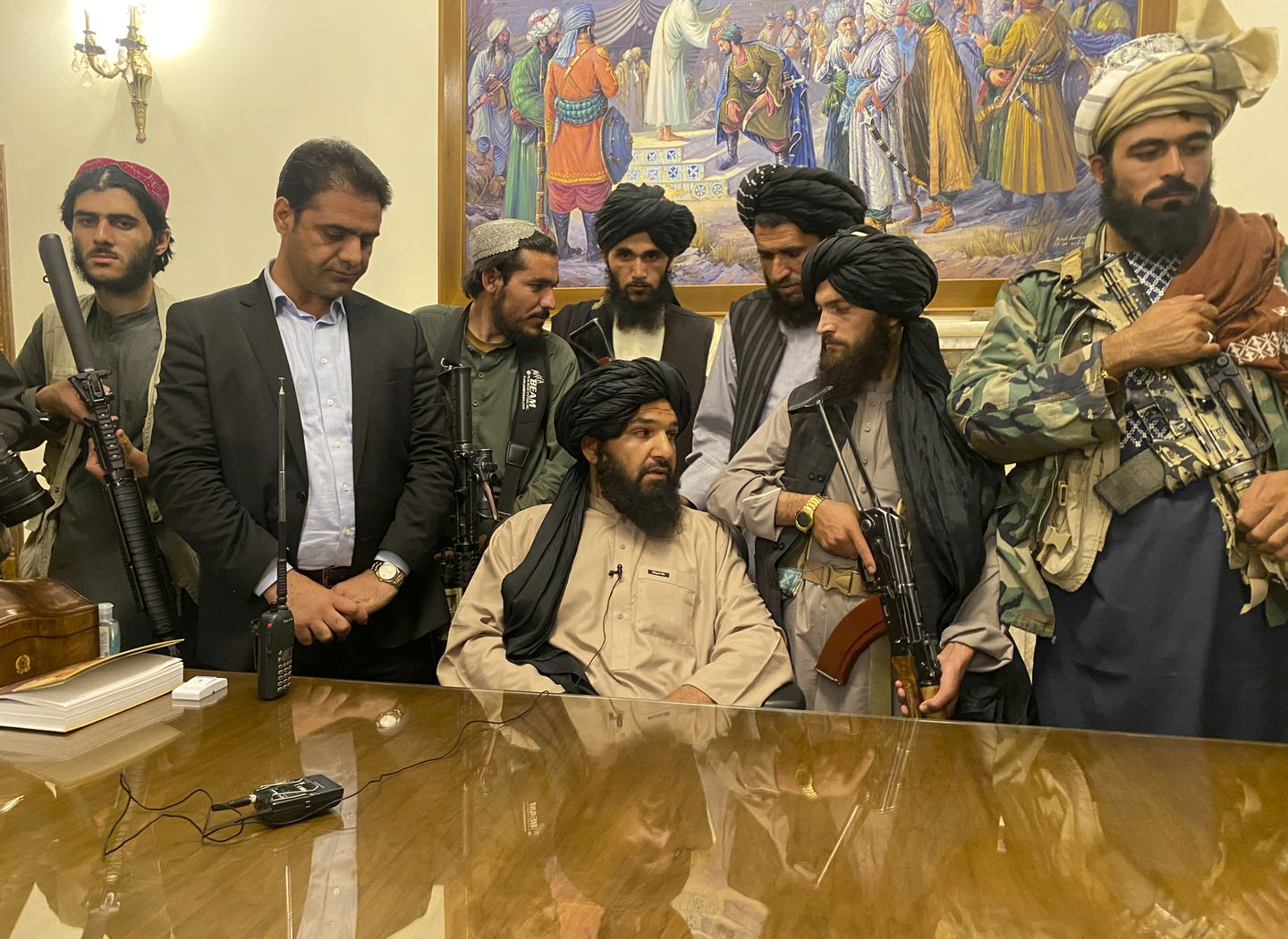 Taliban and the US