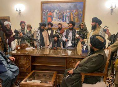 Taliban takes Kabul