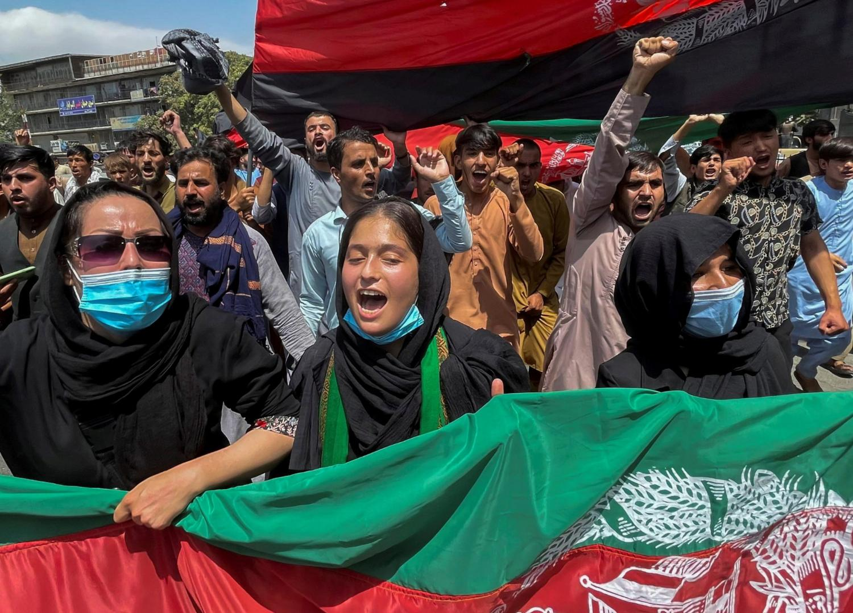 Afghan protests