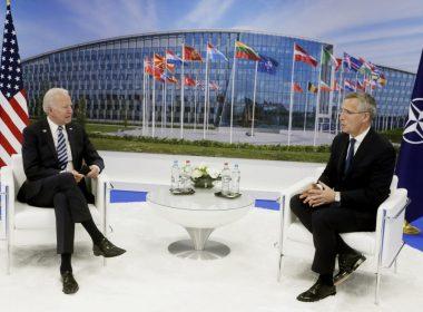 BELGIUM-NATO-SUMMIT