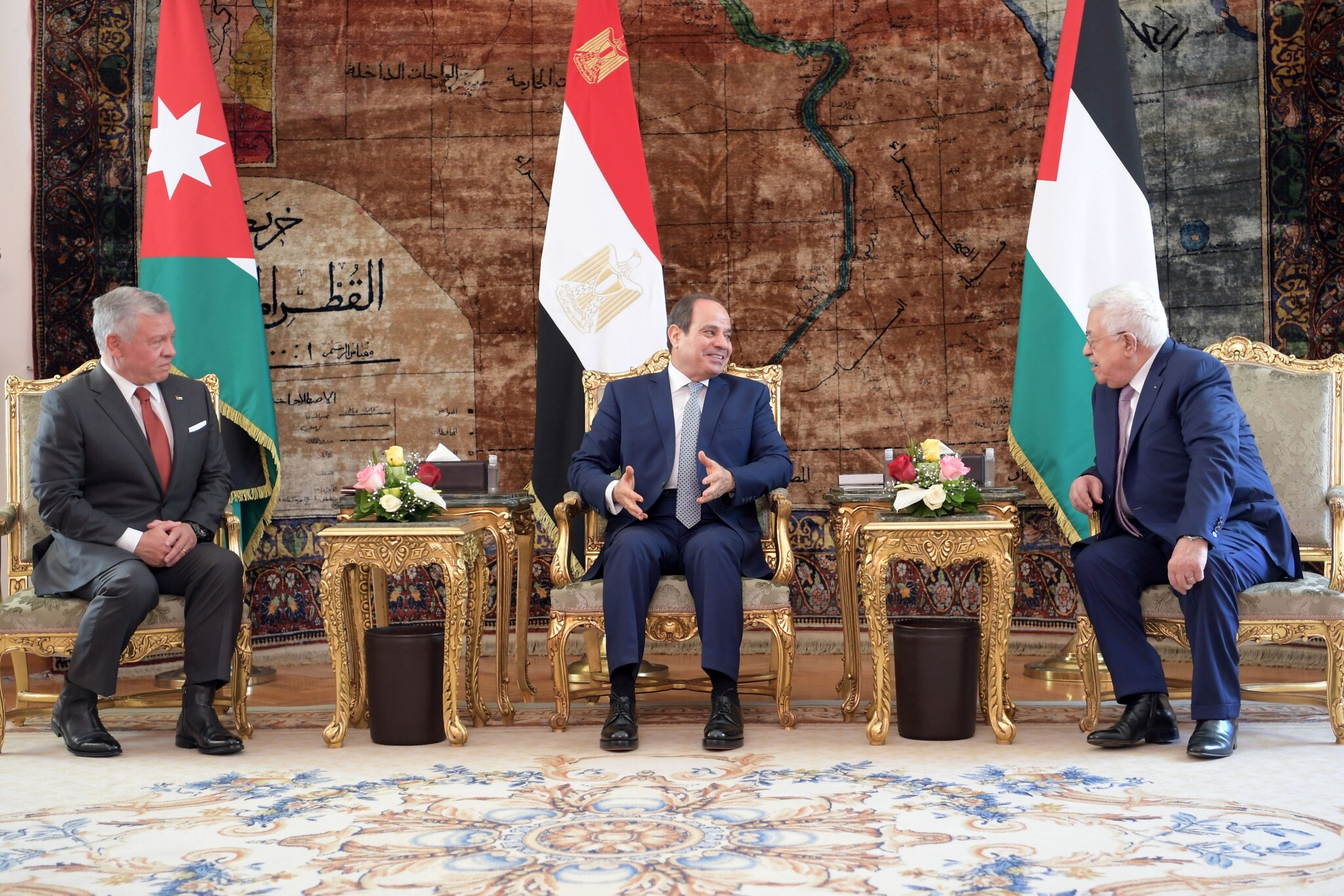 Cairo summit