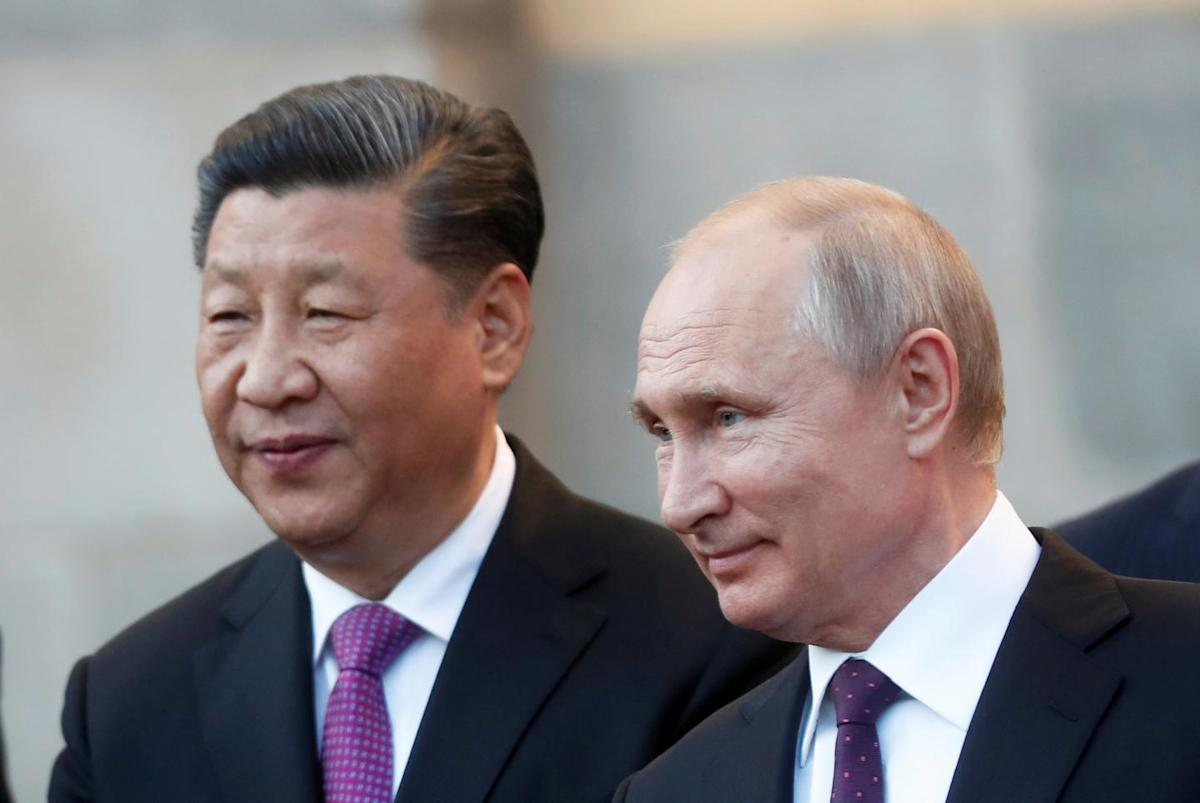 Chinese-Russian cooperation