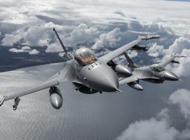 NATO air drills