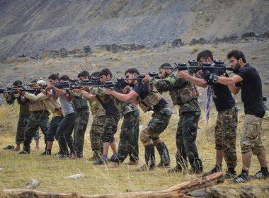 Anti-Taliban rebels