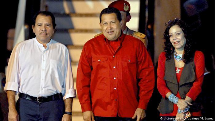 Ortega and Chavez