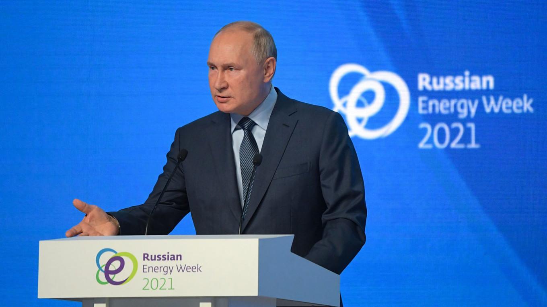 Putin Energy week