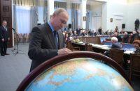 Putin_Globe